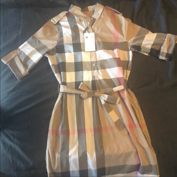 Burberry Dresses & Skirts - New Burberry Dress!